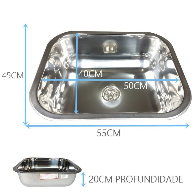 Cuba Industrial 50x40x20cm