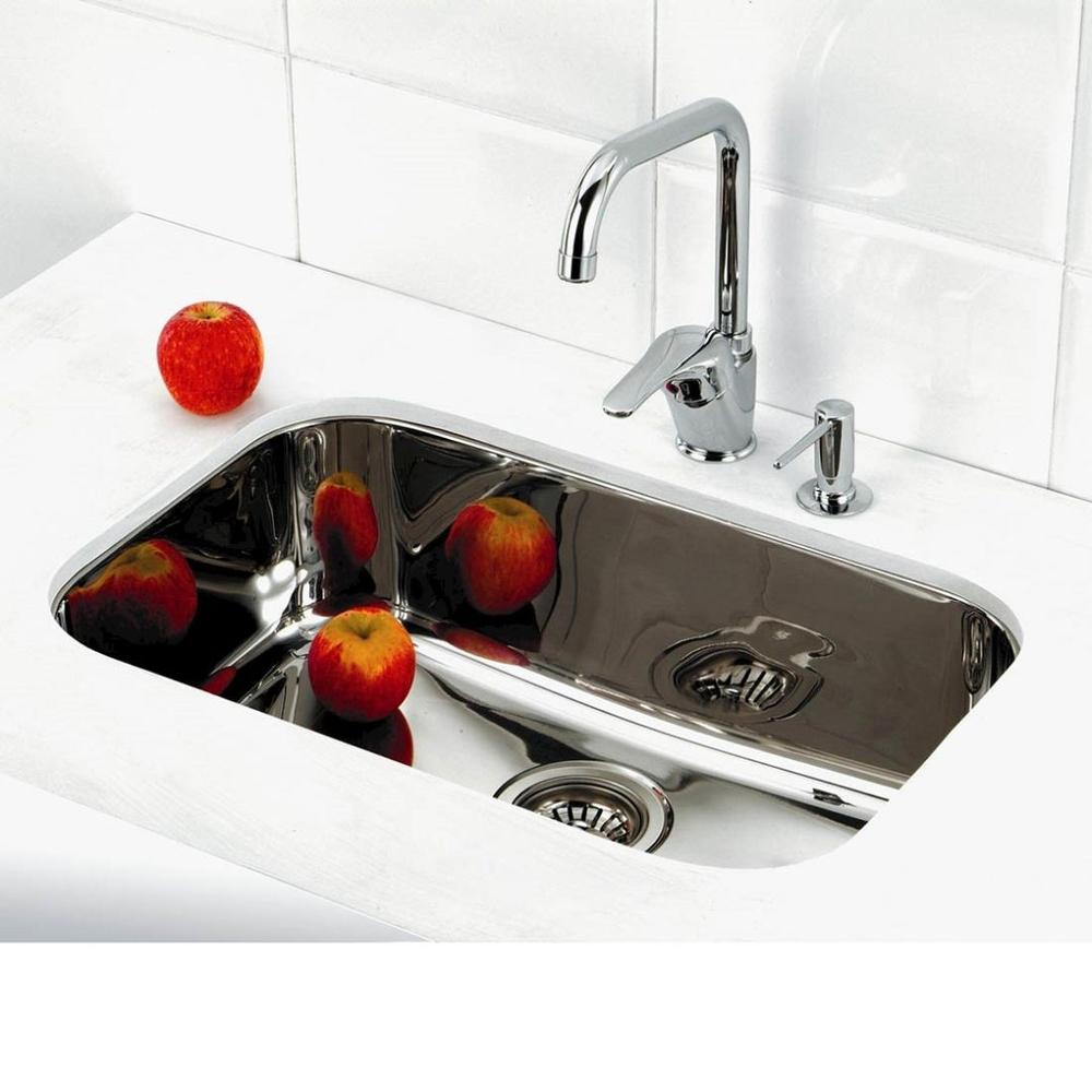 "Cuba Inox N1 Alto Brilho Franke 47x30x18cm - 3 1/2""  - DOTEC SHOP"