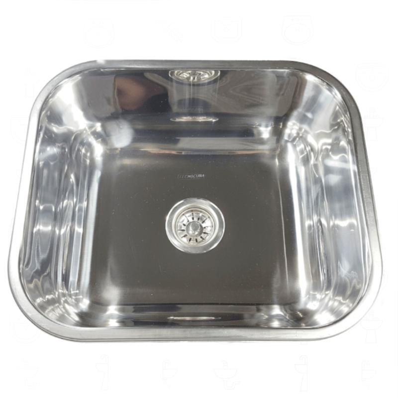 Cuba Inox N3 40x34x17cm 430  - DOTEC SHOP