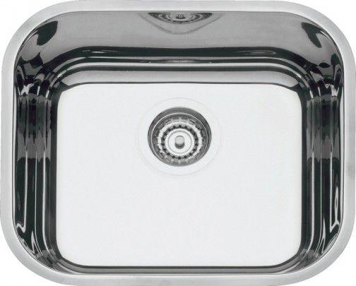 Cuba Inox N3 Prime 40x34x17cm  - DOTEC SHOP