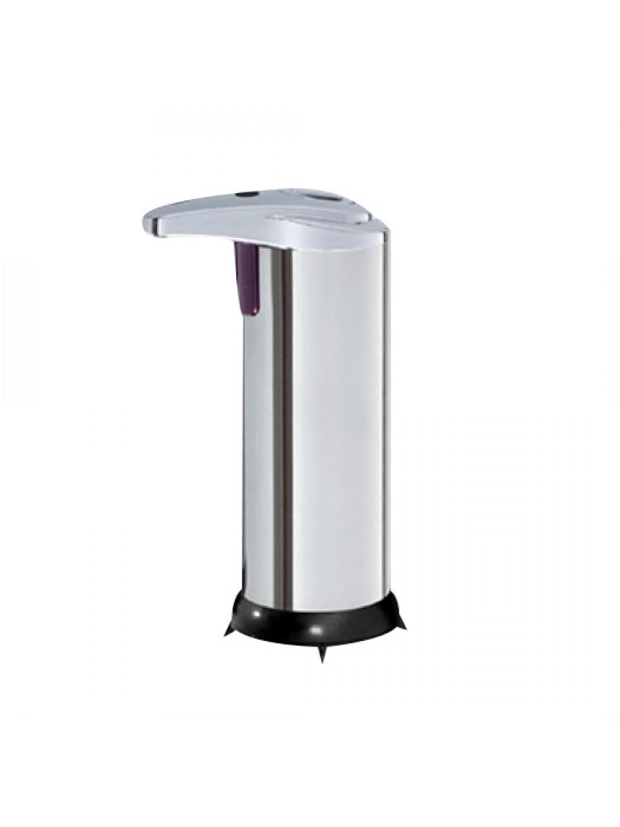 Dispenser Automático com Sensor Para Alcool Gel e Sabonete Liquido 200ml  - DOTEC SHOP