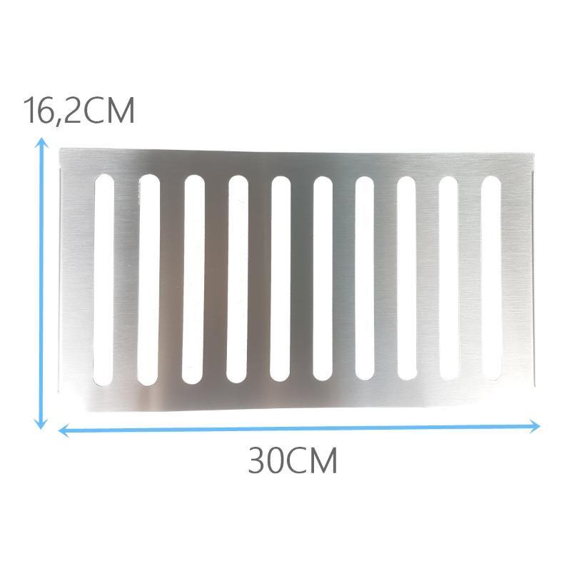 Escorredor Simples de 30cm  - DOTEC SHOP