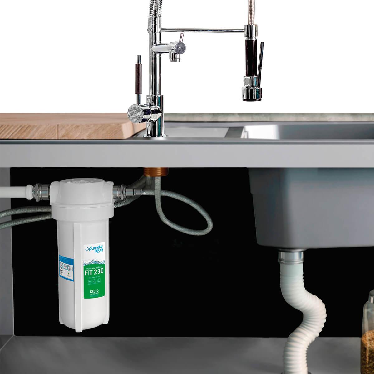 Filtro Purificador De Água Fit230 9