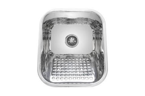 Mini Tanque Inox 34x40x20cm - 18 Litros  - DOTEC SHOP