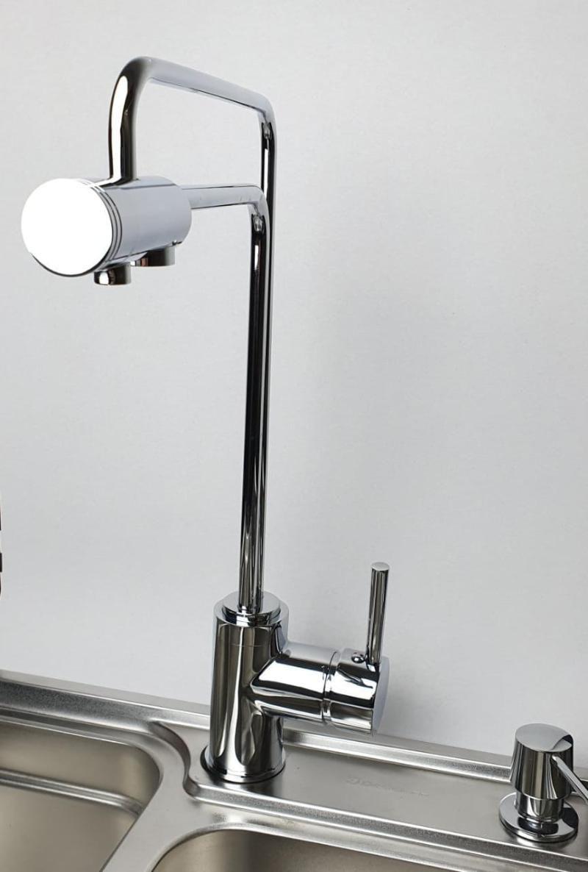 Misturador Monocomando Cromado Com Saída para Filtro  - DOTEC SHOP