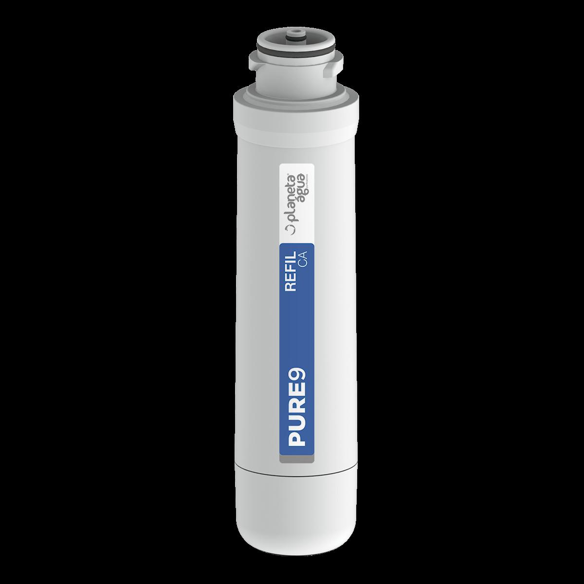 Refil Filtro Purificador De Água Planeta Água Pure9 Ca  - DOTEC SHOP