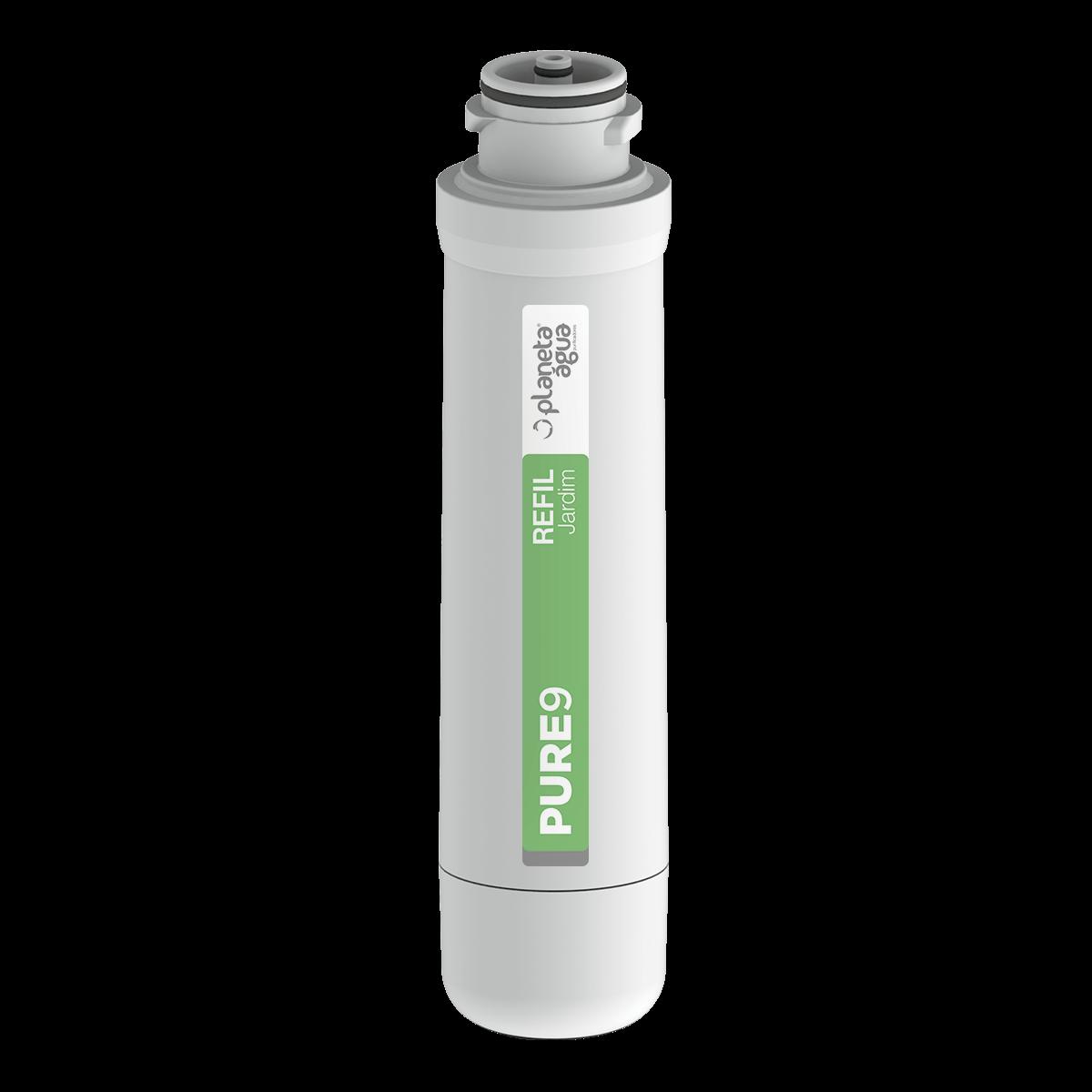 Refil Filtro Purificador De Água Planeta Água Pure9 Jardim  - DOTEC SHOP