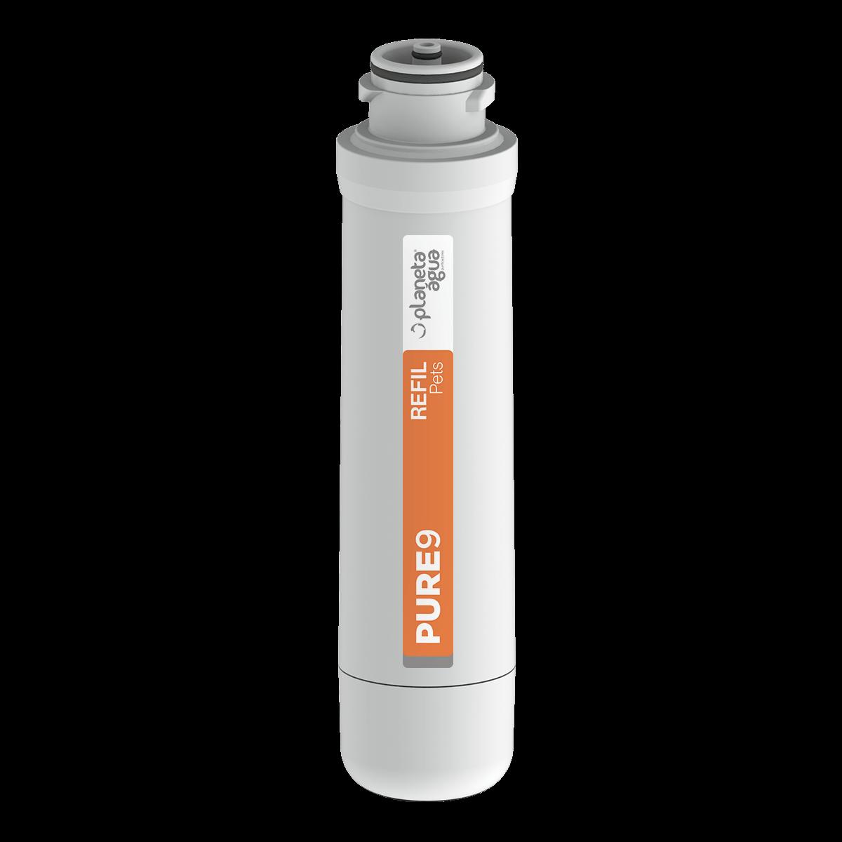 Refil Filtro Purificador De Água Planeta Água Pure9 Pet  - DOTEC SHOP