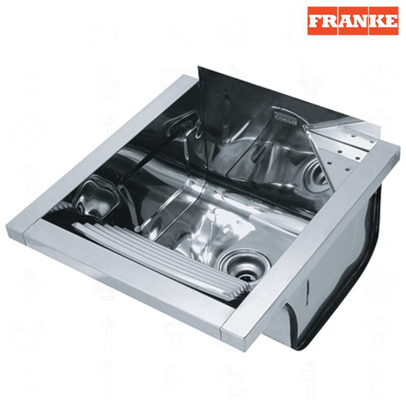 Tanque Inox Franke TS360 Fixacao