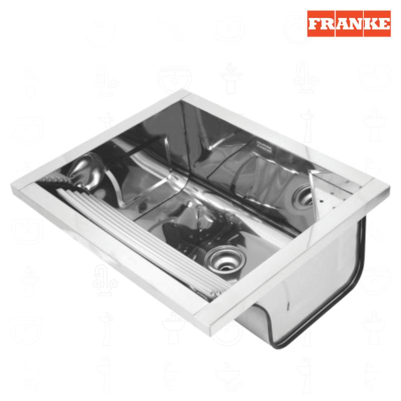 Tanque Inox Franke TS550 Sobrepor  - DOTEC SHOP
