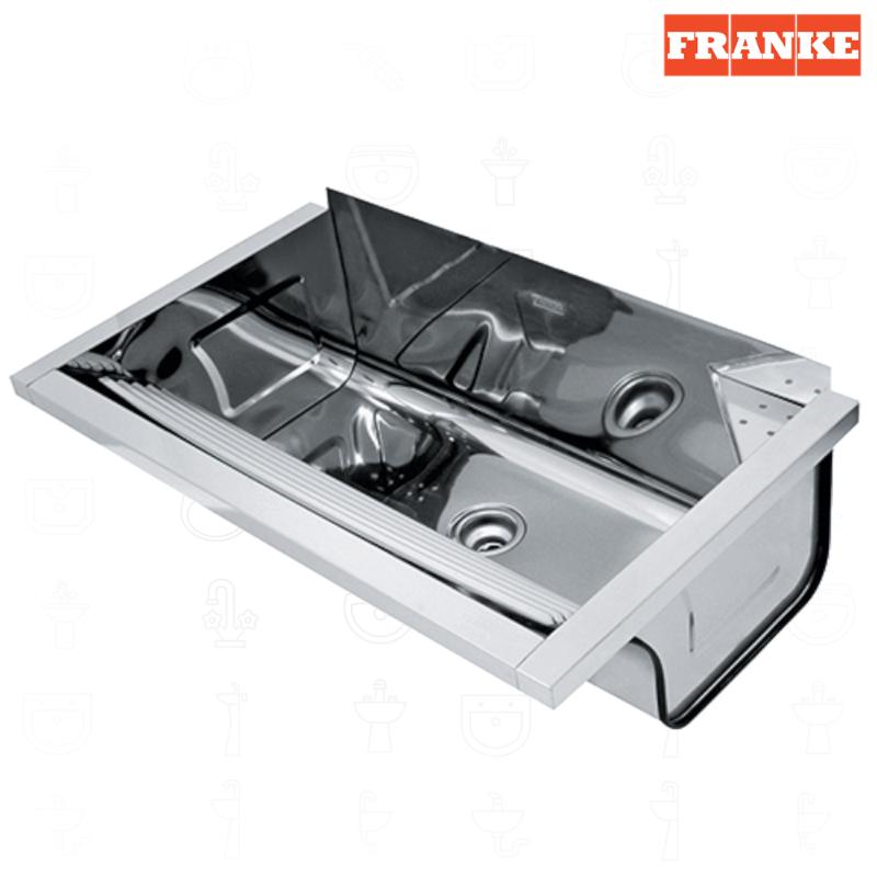 Tanque Inox Franke TS740 Fixacao