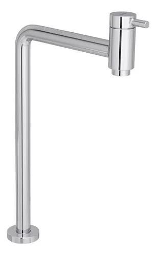 Torneira Banheiro Link Alta 90 Grau 36cm  - DOTEC SHOP