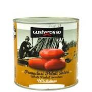 TOMATE PELATI  INTERI 2,5KG GUSTAROSSO