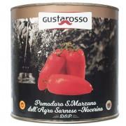 TOMATE PELATI SAN MARZANO D.O.P. 2,5KG GUSTAROSSO