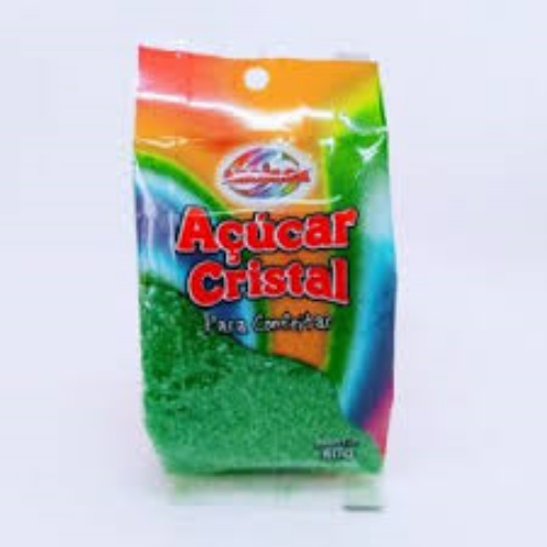 Açúcar Cristal -500G. Verde