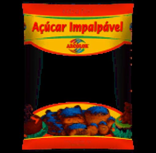 Açúcar impalpavel extra fino 1kg ARCOLOR