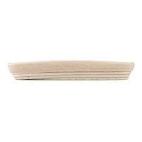 Banneton de rattan, baguette,  43x9x5 cm  com forro 500g