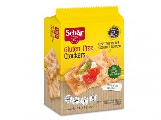 Biscoito sem glúten crackers Schar 210g