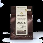 Chocolate amargo 70-30-38 Callebaut Callets 2,01kg