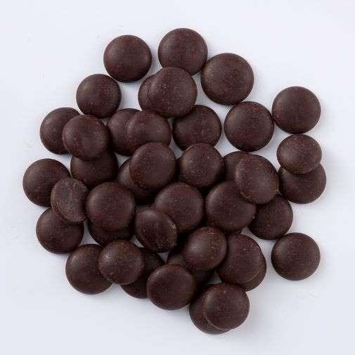 Chocolate amargo Origens Kumabo 80,1% Granel 200g Callebaut