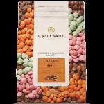 Chocolate ao leite com caramelo Callebaut moedas 2,5KG