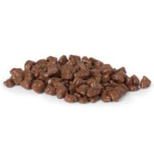Chocolate ao leite em flocos Chocrocks Callebaut granella 150G