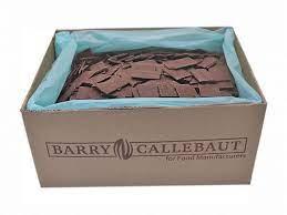 Chocolate ao leite Kibbles 10KG/CX Sicao