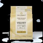 Chocolate branco Callebaut Moedas 32% VELVET 2,5kg