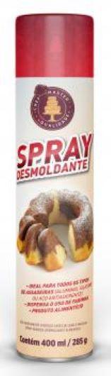 CM-6000 / Spray antiaderente para untar formas 285g/400ml