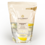 Crispearls cereais cobertos chocolate branco Callebaut 800G