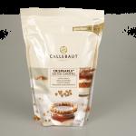 Crispearls com chocolate sabor caramelo Monalisa Callebaut 0,8KG