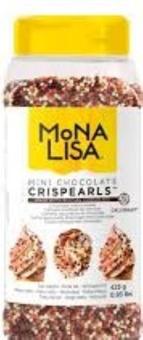 Crispearls com chocolate sortidos 0,425kg Callebaut