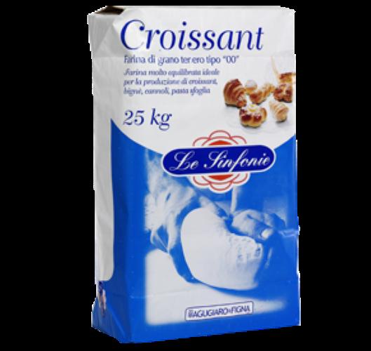 Farinha 00 Le Sinfonie Croissant 25kg