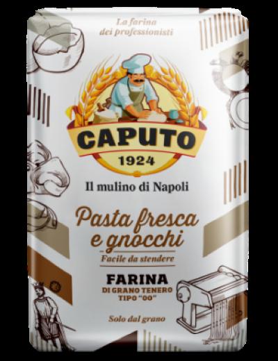 Farinha 00 Pasta Fresca I Gnocchi 1kg caputo