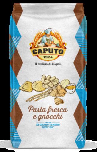 Farinha 00 Pasta fresca i gnocchi 25kg Caputo