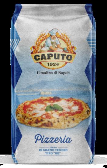 Farinha 00 Pizzeria (W260-270 12,5% de proteína ) 25kg Caputo