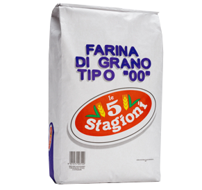FARINHA 00 Superiore  LE 5 STAGIONI 1KG granel