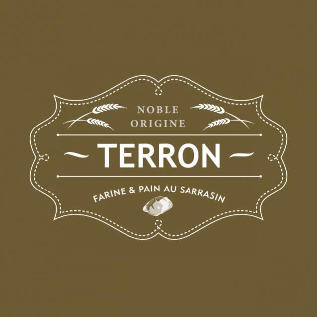 Farinha de sarraceno 5kg  Terron
