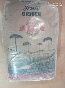 Farinha de trigo origem Irati Tipo 1 25KG