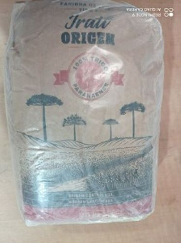 Farinha de trigo origem Irati Tipo 1 25kg trigo de Origem