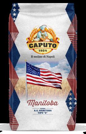 FARINHA MANITOBA  CAPUTO (W360-390 14,5% DE PROTEÍNA) SACO 25KG