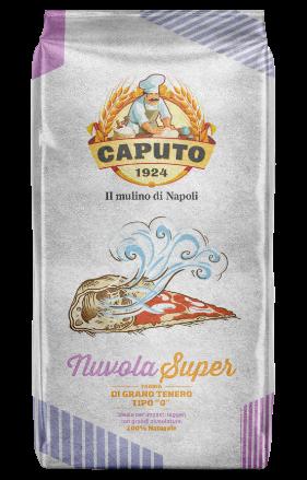FARINHA NUVOLA SUPER CAPUTO  (W320-340 13,5% DE PROTEÍNA) 25kg