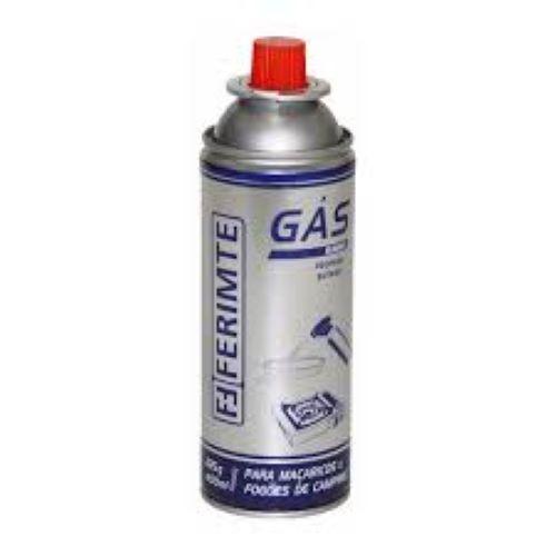 Gás butano propano para maçarico 225G 400ml  Ferimte