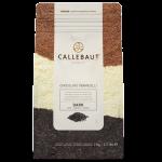 Granulado Vermicellis de chocolate meio amargo Callebaut 1KG