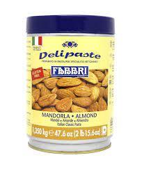 Mandrola ( Pasta de amendoa ) - 1,35kg - Fabbri