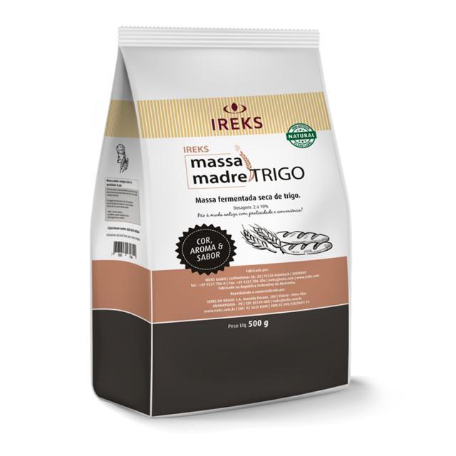 Massa Madre de trigo 500g - IREKS