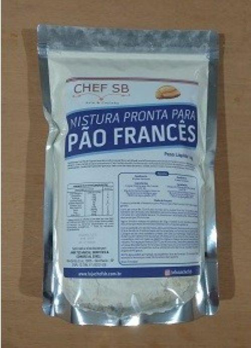 Mistura para pão francês  1kg Chef Sb