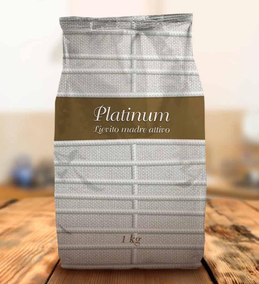 Naturkraft Platinum Fermento madre 1kg Le 5 Stagioni