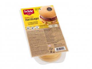Pão de hamburguer sem glúten Schar 300g