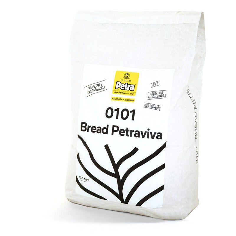 Petraviva 0101 com 30% de gérmen de trigo estabilizado a granel 1KG